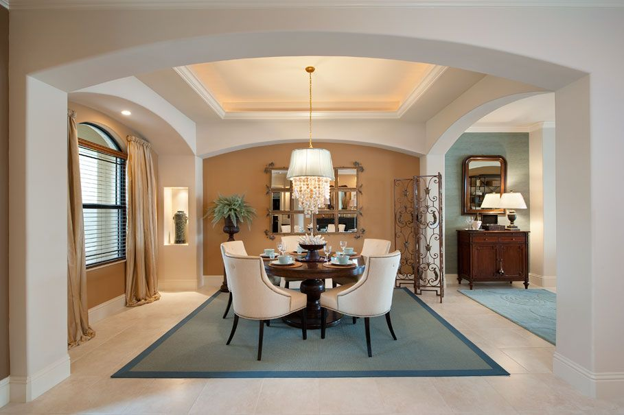 Model home interior design home design and style for Photos of model homes