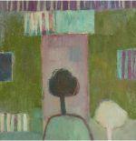 Painting by Lis Bruun-Rasmussen