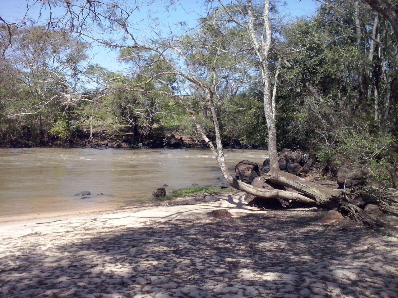 Praia Geográfico, Rio Aguapeí