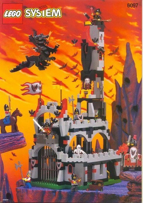 6097 Night Lord S Castle Best Lego Sets Vintage Lego Lego Sets