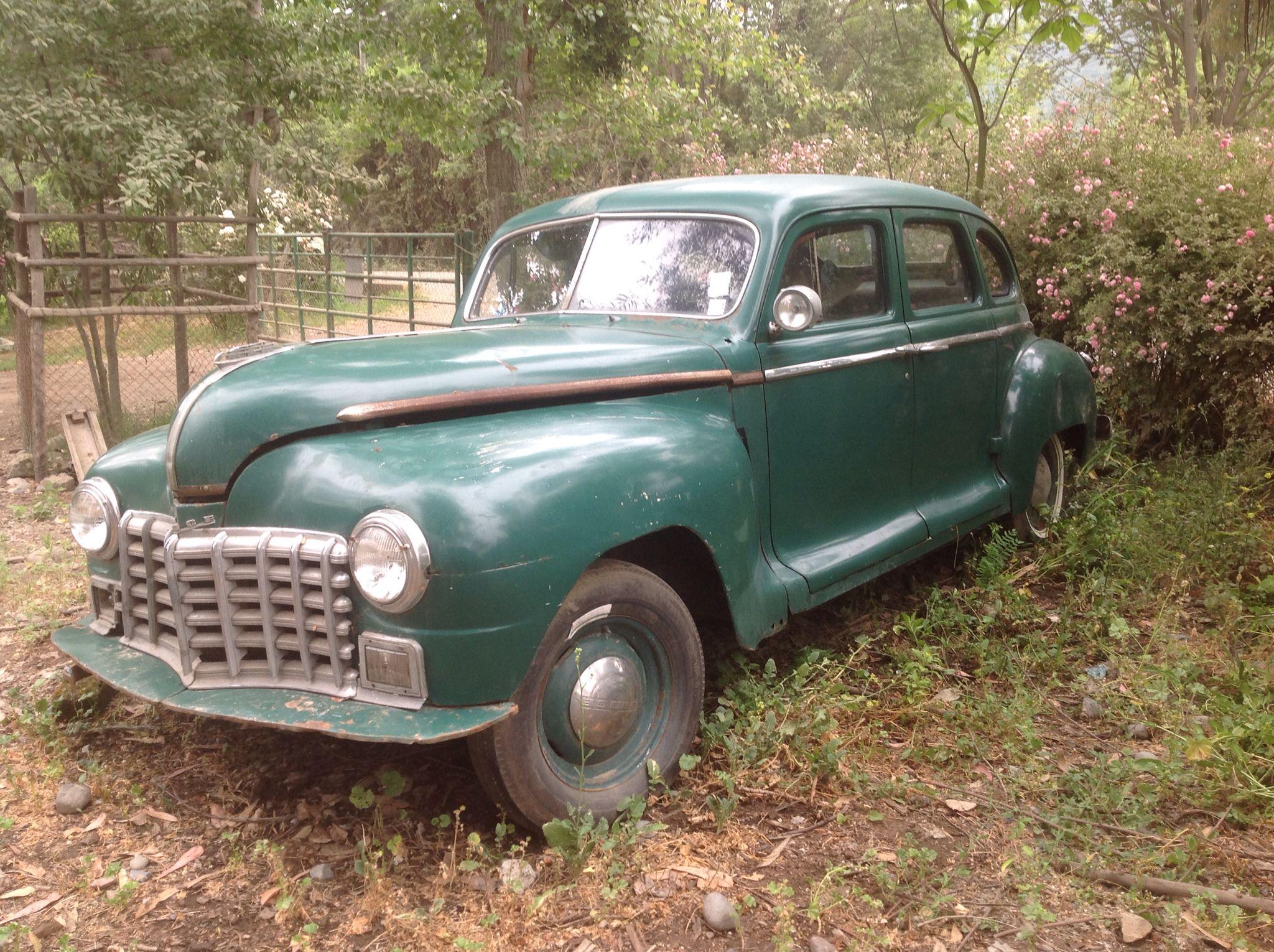 San Fernando Dodge >> Dodge 1946 San Fernando Chile American Classic Cars