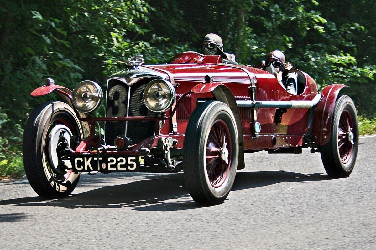 1936 Riley 12/4 - 12/4 Racing Sports | Classic Driver Market ...