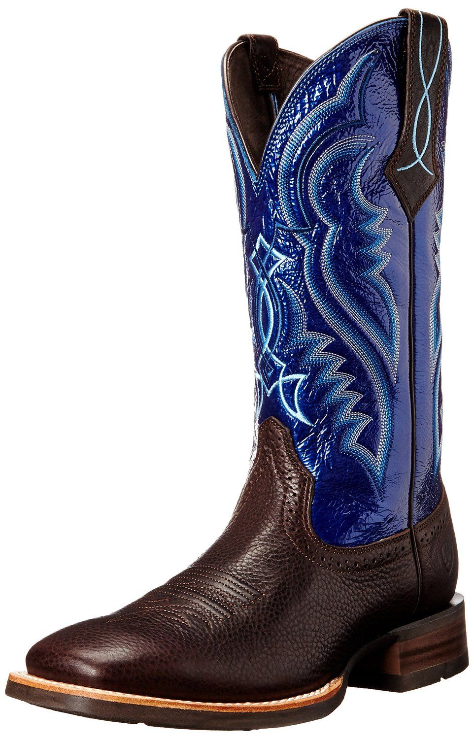 31790c2b5a6 Ariat Men's Fast Time Western Cowboy Boot *** Don't get left behind ...
