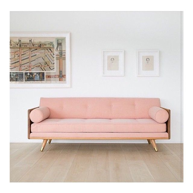One day I will own this sofa and no one will be allowed to sit on it ...