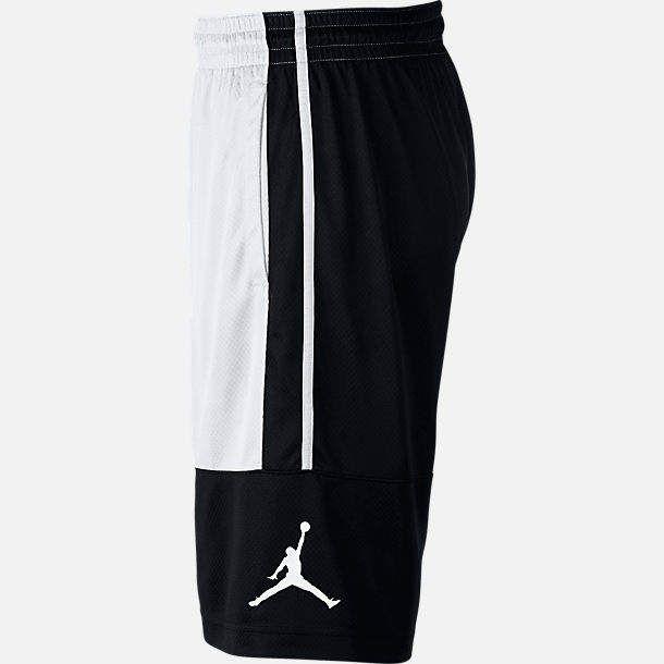 1b1ab069936ee7 Nike Men s Air Jordan Rise Solid Basketball Shorts