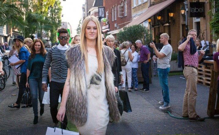 Shopping Eindhoven - It's Fashion Weekend 2014