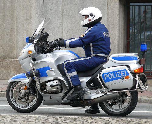 Polizei Deutschland Policia Alemania Police Germany Army Cop
