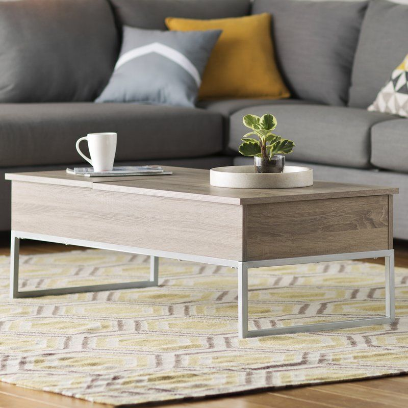 Pettis Lift Top Sled Coffee Table Coffee Table Coffee Table Wood Lift Top Coffee Table
