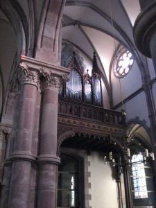 Eglise Notre-Dame-de-l'Assomption.Phalsbourg . Lorraine