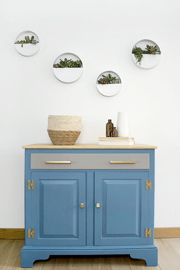 Furniture Makeover with Blueprint from BEHR   Furniture ...