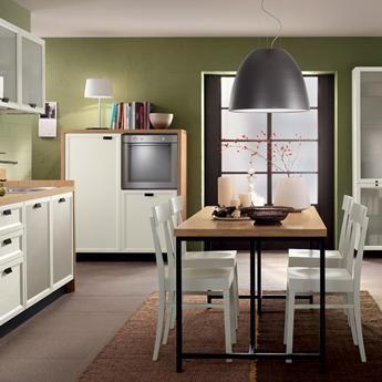 Awesome Colori Di Pittura Per Cucina Contemporary - Ideas & Design ...
