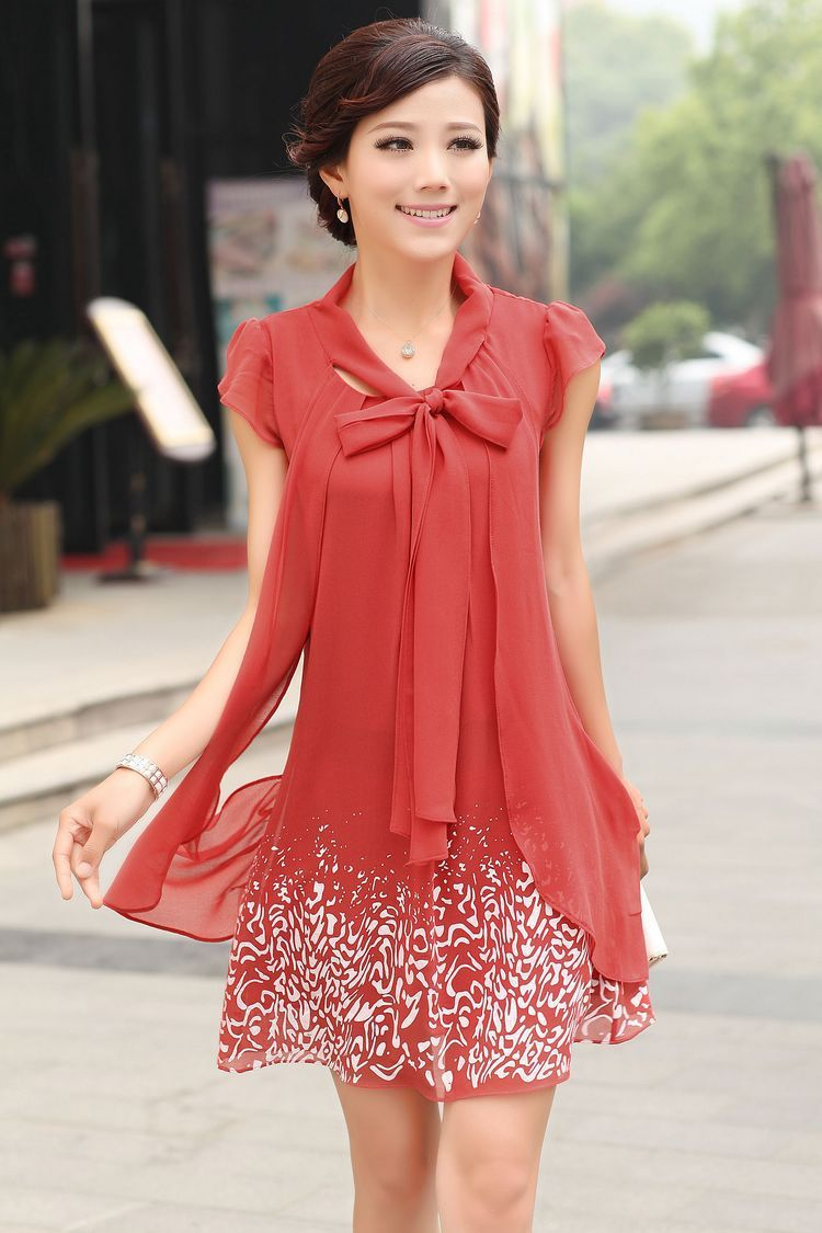 Red Summer Dress Beautiful | Summer Dresses | Pinterest ...