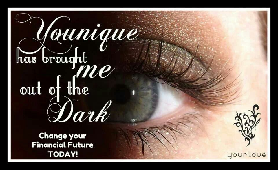 Let it bring you out of the darkness as well