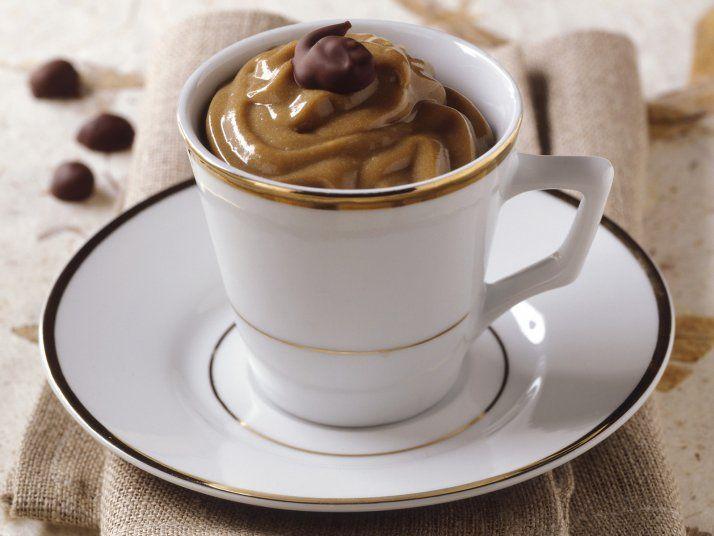 Photo of Italian-style coffee cream