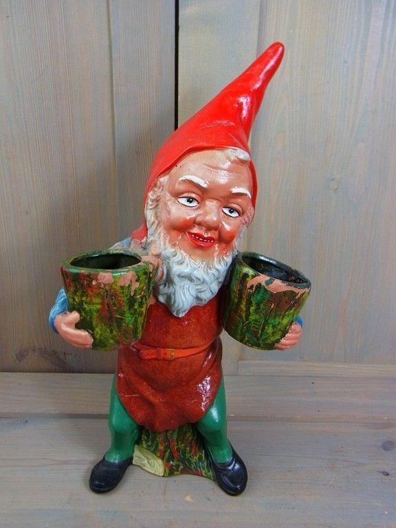 Gnomes Collection On Ebay Gnomes Gnome Garden Gorgeous Gardens