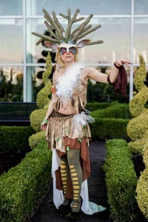 Forrest Spirit From Princess Mononoke So Cool Princess
