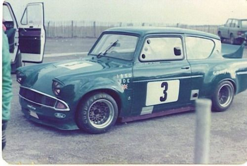 Stiffspeed In 2020 Ford Anglia Classic Racing Cars Ford