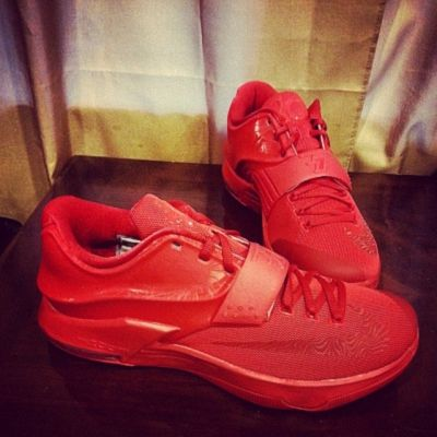 premium selection c32ef acd30 KD 7 VII ID Red October