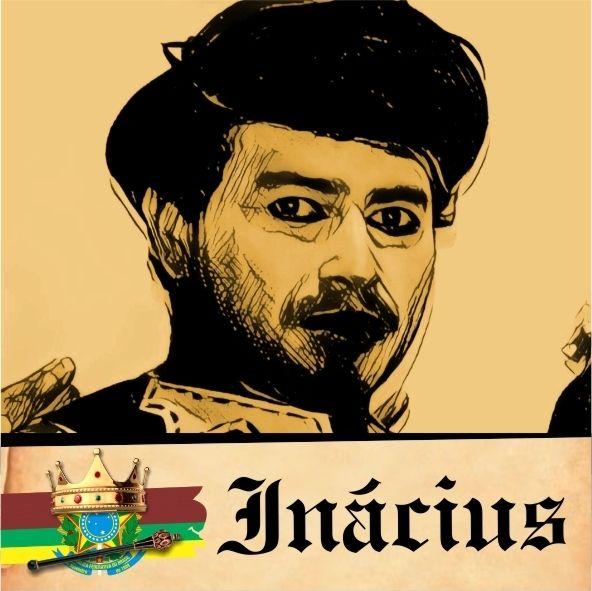 Jucie Borges é Inácius, homem do campo, valente que irá mudar a história. #essataldemocracia dia 23 de Setembro as 20h no Teatro de Cultura Popular - TCP