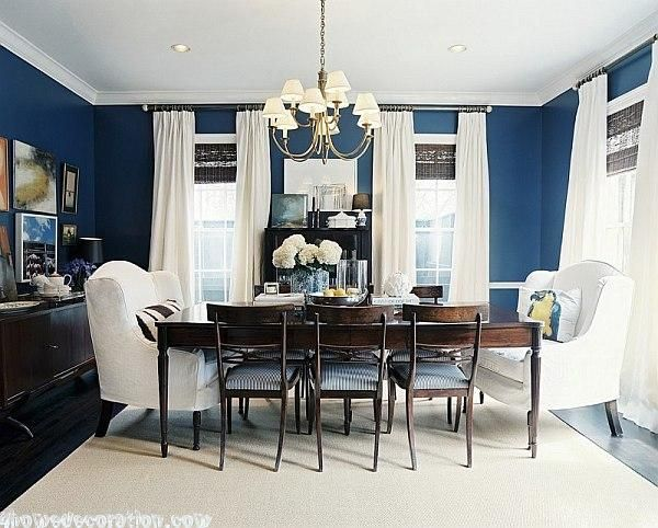 Dining out in Your New Navy Blue Dining room: Bringing the Picnic ...
