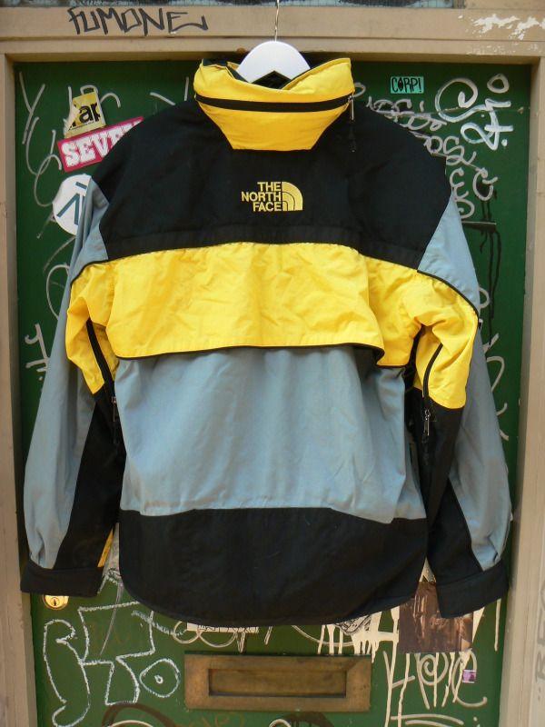 Vintage North Face Scott Schmidt Steep Tech Jacket ~ The Human Ones  Present THE VINTAGE LIFE a7dcf372f