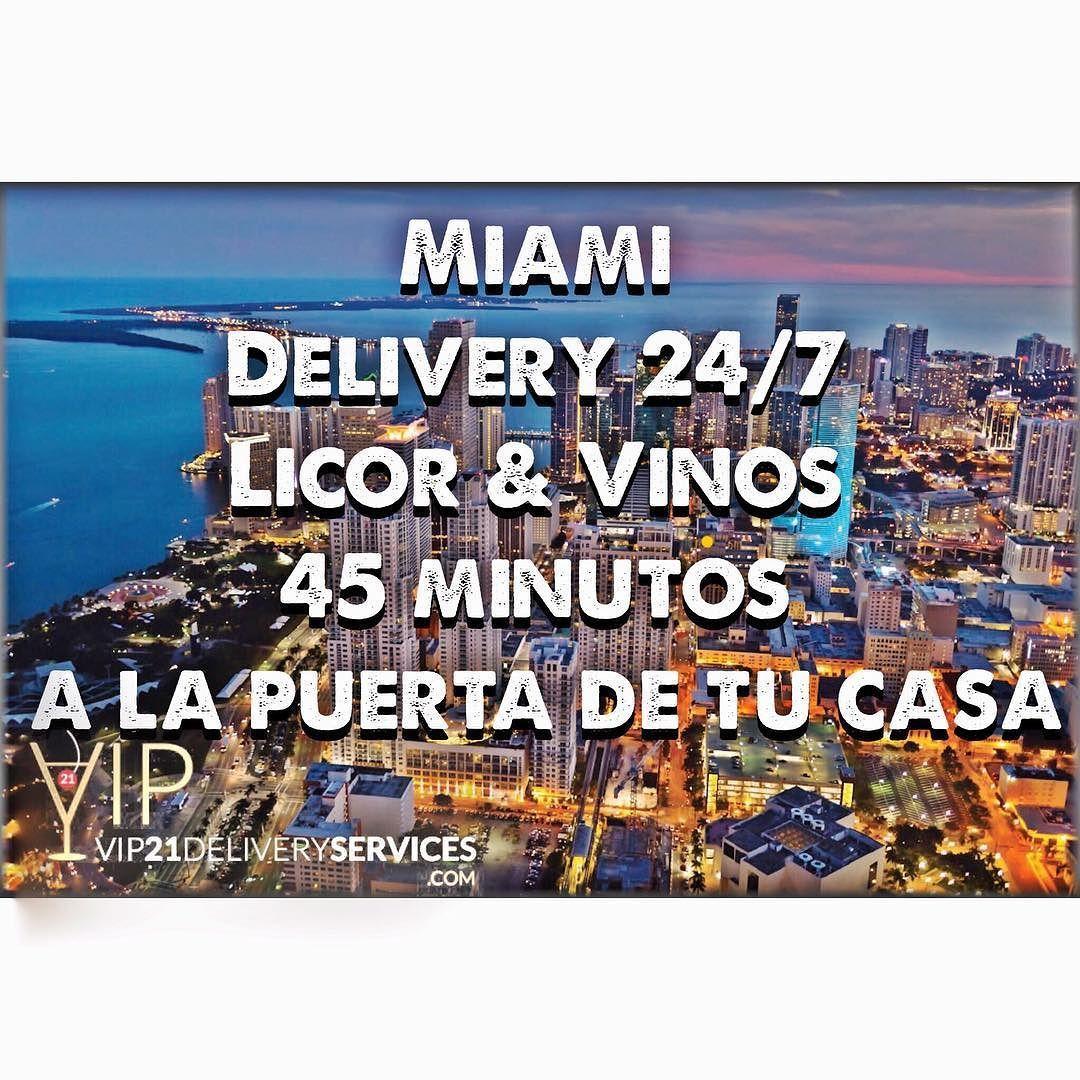 En Miami Delivery de Licor y Vinos al mejor precio  24 horas 7 días a la semana en 45 minutos a la puerta de tu casa vip21deliveryservices.com #superbowl #spirits #305 #vip21deliveryservices #vip21 #brickell #doral #aventura #hallandale #hollywood #miami #sunnyisles #BalHarbour #liquordelivery #alcoholdelivery #licordelivery #wine #spirist #scotch  #drinksafevip21 #BesafeActsafe #besafevip21 #doralzuela  #kendall #vodka #dontdrinkanddrive #vip21 #corona #delivery #valentineday by…