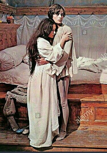 Romeo I Dzhuletta Romeo And Juliet Olivia Hussey Leonard Whiting