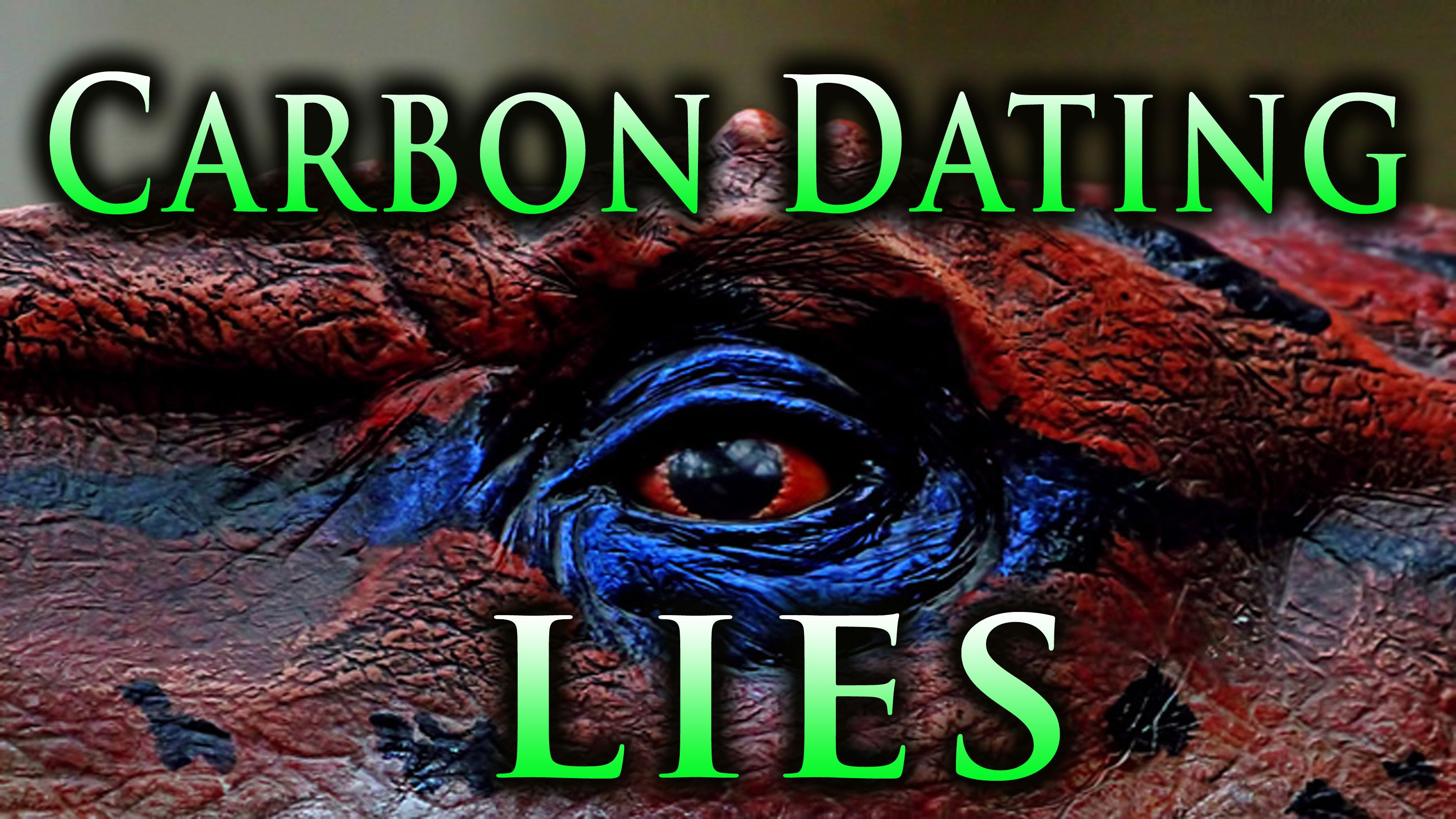 The problem with carbon dating