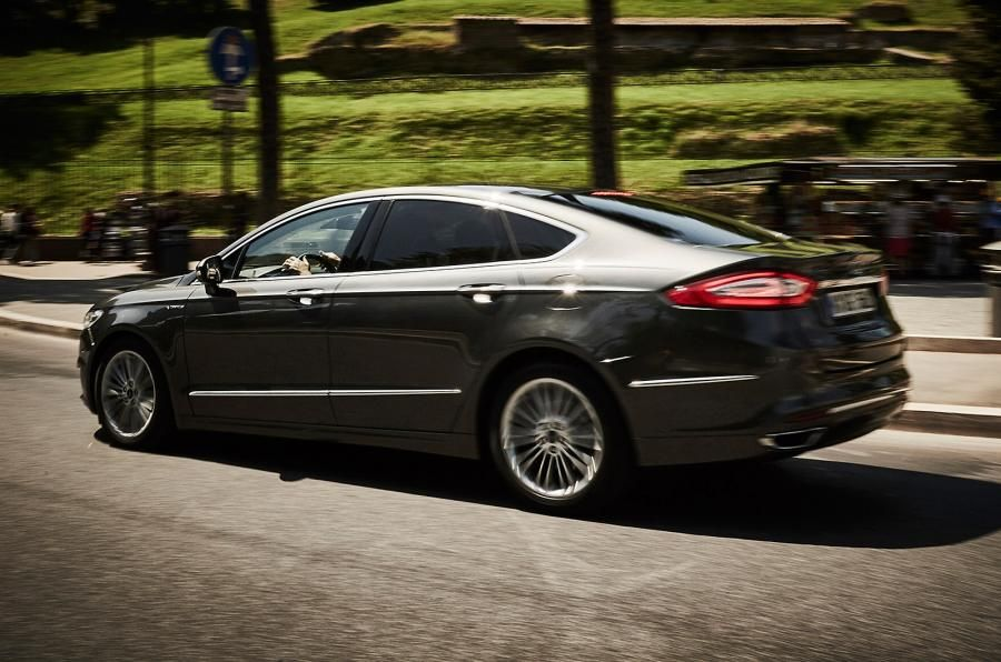 2015 Ford Mondeo Vignale 2 0 Tdci 180 Awd Review Autocar Ford
