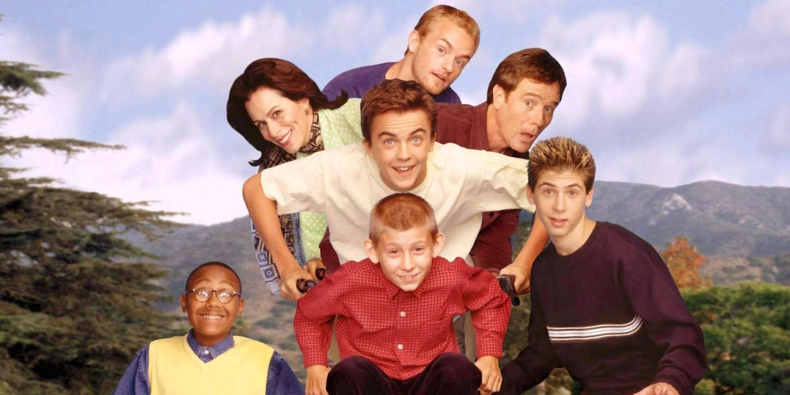 Malcolm in the Middle: What do they look like now? Frankie ...