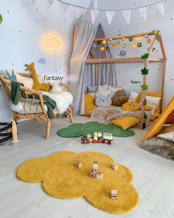 13++ Deco chambre jungle bebe inspirations