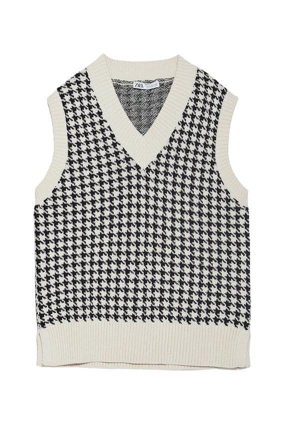 Jack Womens Sweater This Way Rib Knit Vest