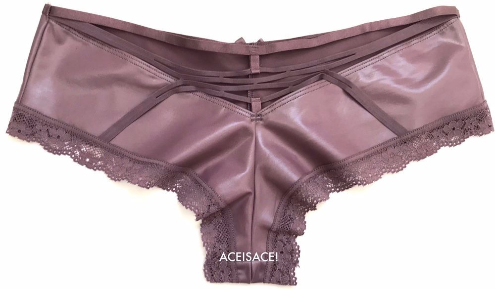 964e614b35b  16.50---NWT Victoria s Secret Very Sexy Cage-Back Cheeky Panty-WINTER  GRAPE-M M  VictoriaSecret  VERYSEXYCHEEKY  GlamourEveryday