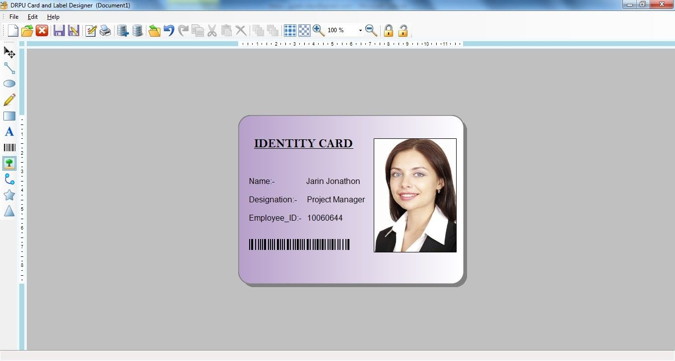 Download Drpu Id Card Design Software Software Id Card Regarding Faculty Id Card Template Sample Business Id Card Template Card Design Loyalty Card Template