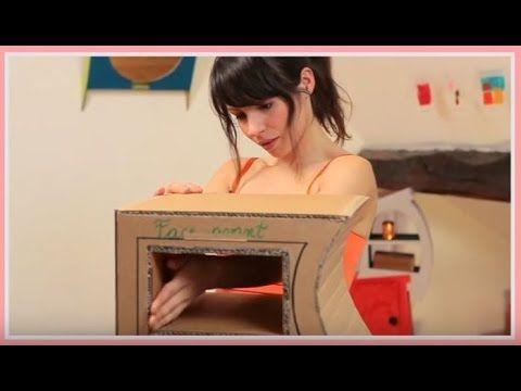 Meubles En Carton Chapitre N 22 Pose Du Kraft Pour Faire Les Joints