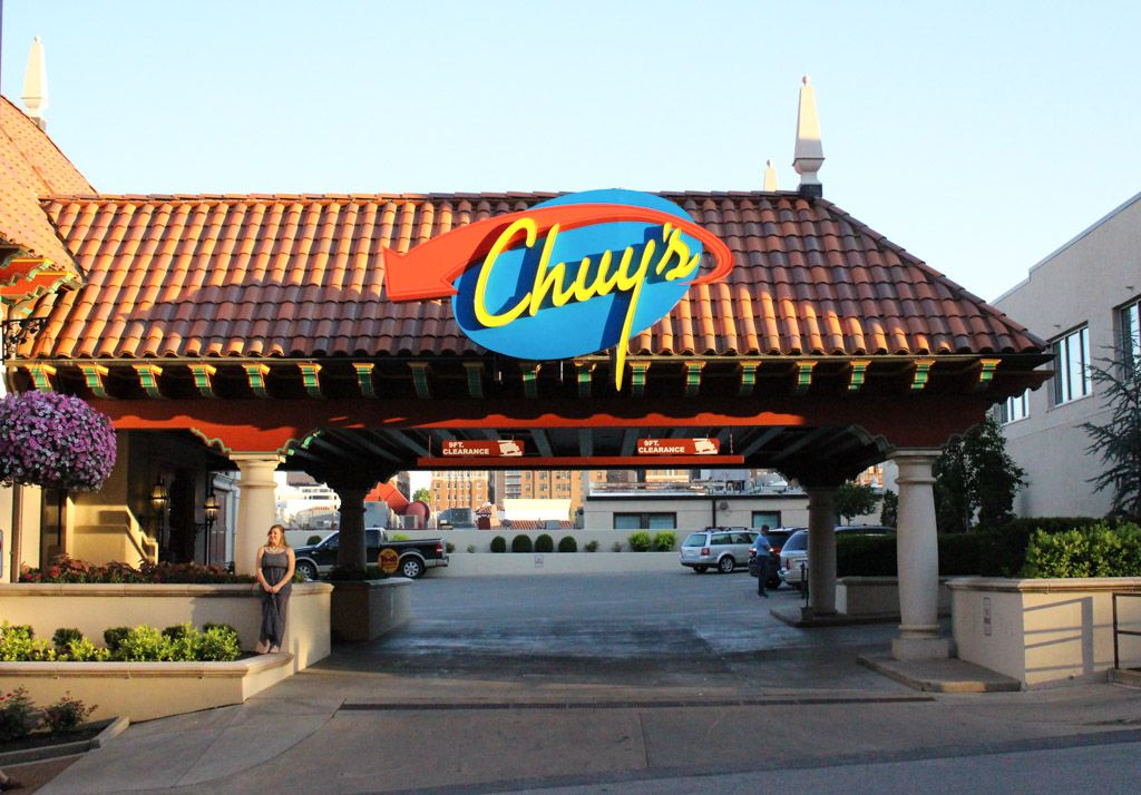 Chuys mexican food on the plaza mexican food recipes