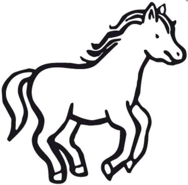 Symbool School Paarden Pinterest Symbolen School