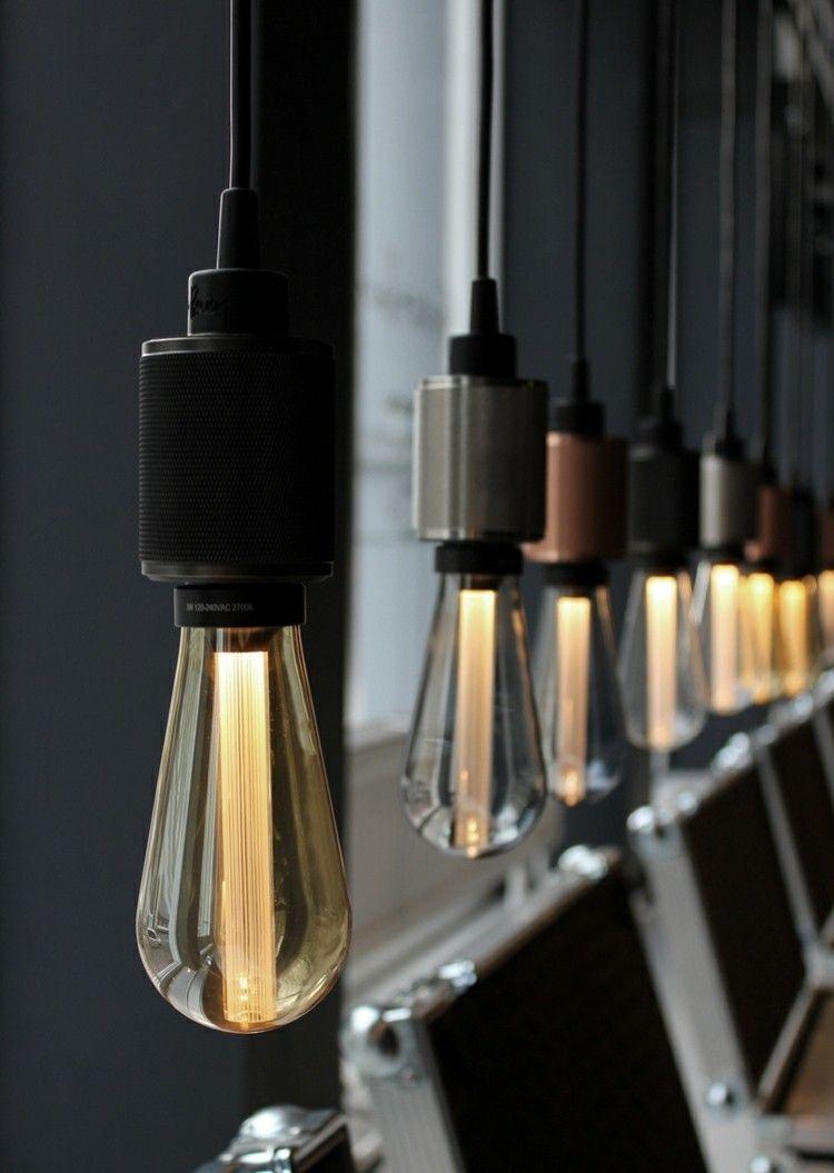 Die LED Lampen Wirken In Einer Reihe Ebenso Sehr Attraktiv