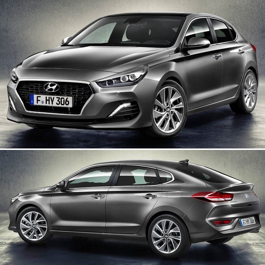 hyundai i30 fastback 2018 esta a mais nova vers o da. Black Bedroom Furniture Sets. Home Design Ideas