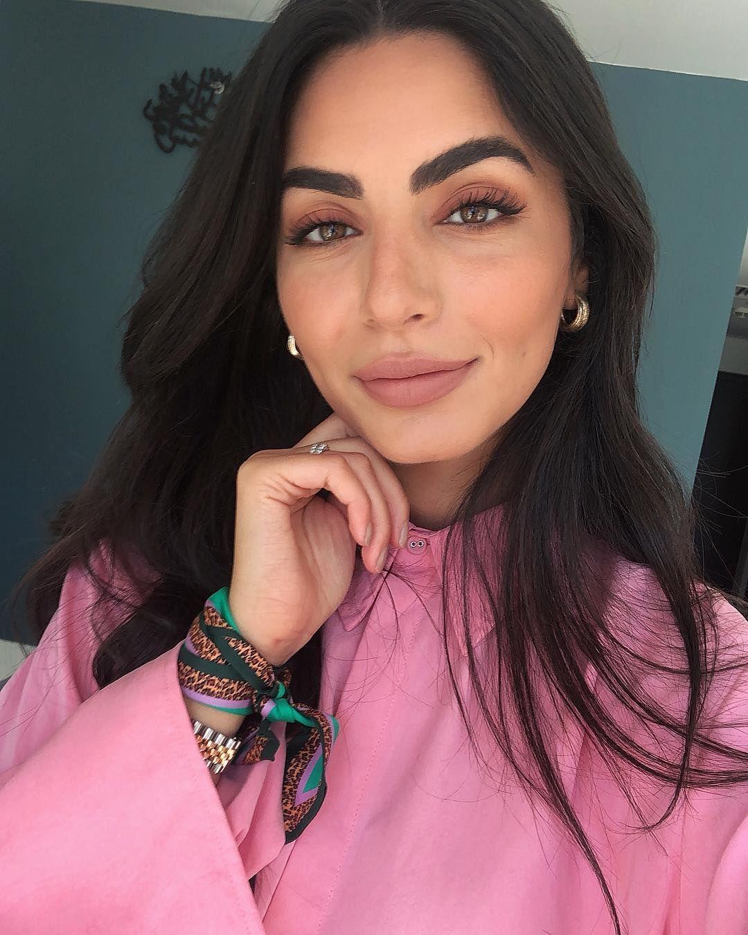 Instagram Post By Basma Hamze بسمة حمزة Feb 5 2019 At 6 46pm Utc Natural Makeup Looks Makeup Looks Natural Makeup