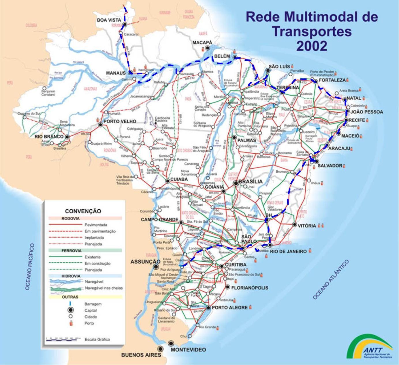 Brazil road map google brazil pinterest brazil brazil road map google gumiabroncs Image collections