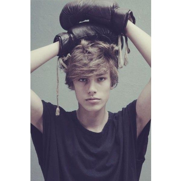 tumblr boys boxing cute liked on polyvore featuring people boys hair pictures
