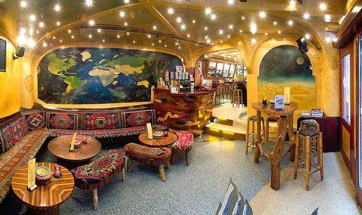 Výsledek obrázku pro abraxas coffee shop