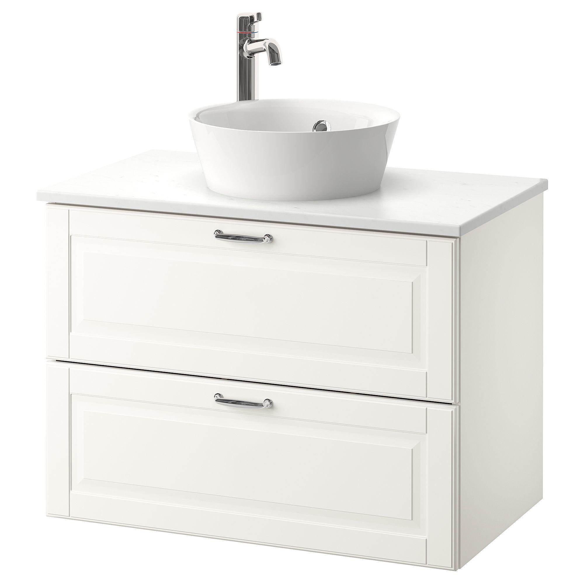 Godmorgon Tolken Kattevik Waschbschr Aufsatzwaschb 40 Kasjon Weiss Unterschrank Ikea Und Ikea Godmorgon