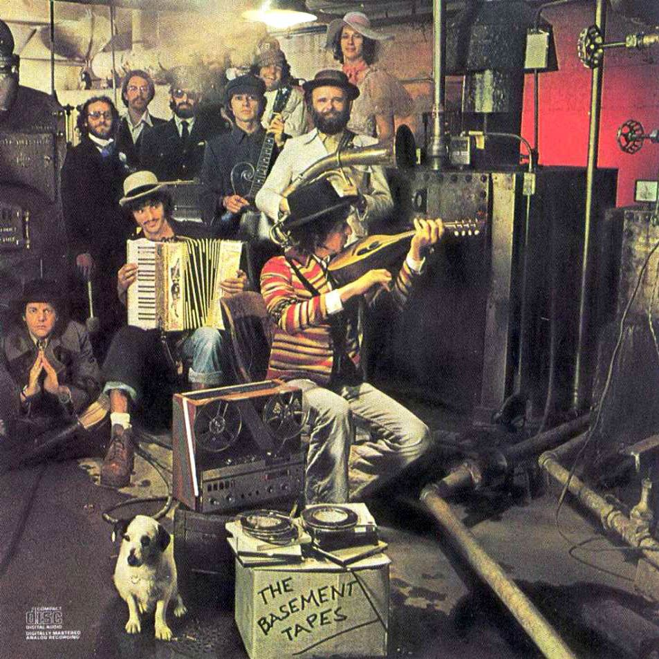 The Basement Tapes - Bob Dylan