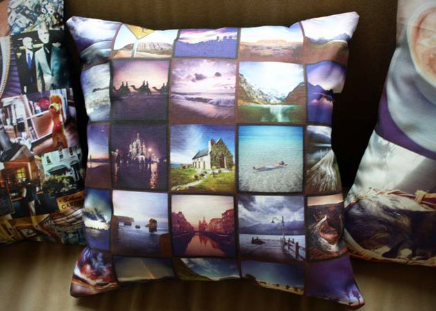 Instagram obsessed users will instantly fall in love with the newest service created for the photo sharing service in Stitchtagram, which allows individuals to bring all of their favorite Instagram photos to life on this throw pillow. The pillows are all handmade in Washington, DC with easy to use layout tools for the user to create their own masterpiece. You can get your own Stitchtagram pillow for $64.