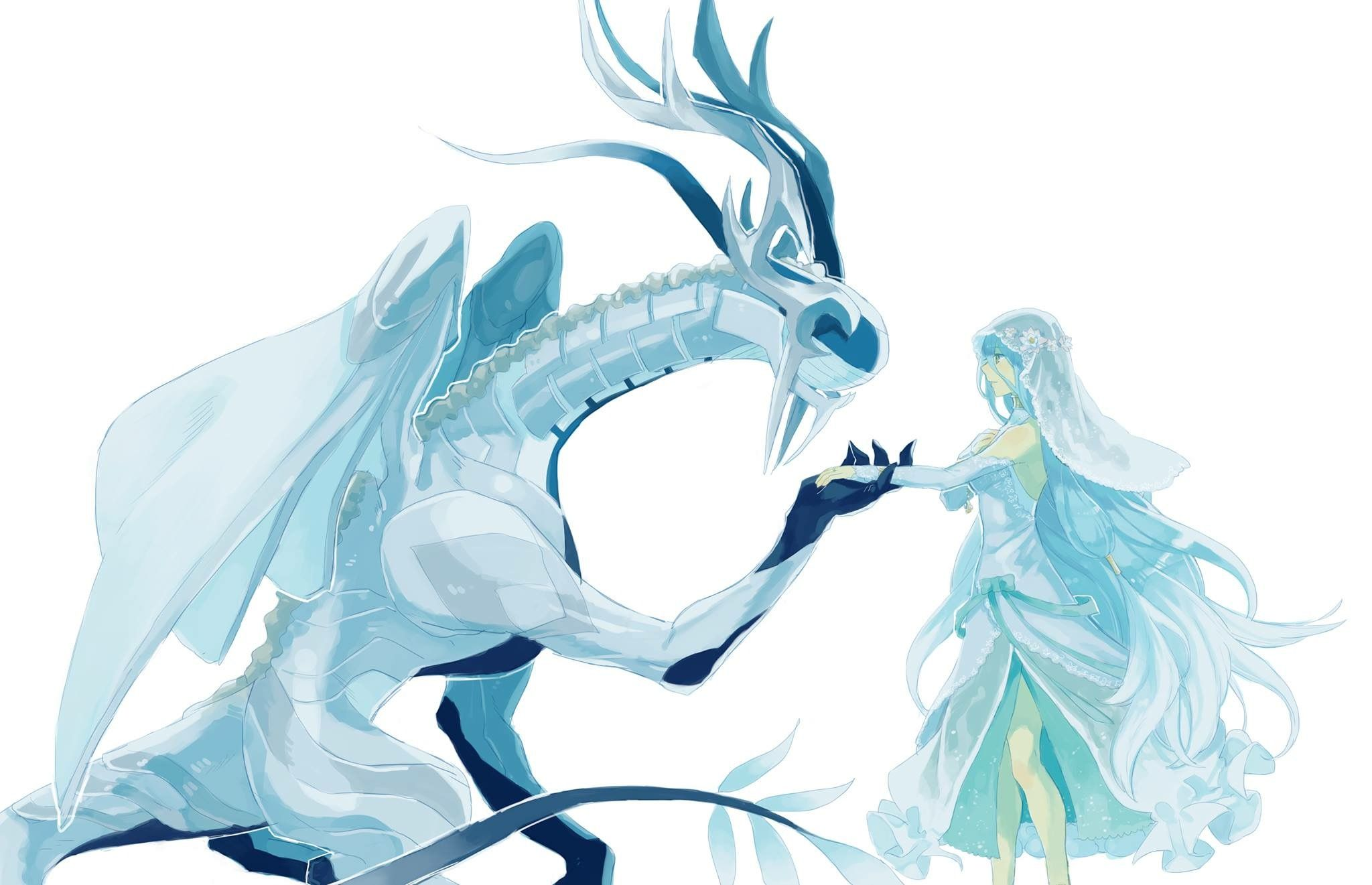 Corrin Dragon Form And Azura Fire Emblem Fates Fire