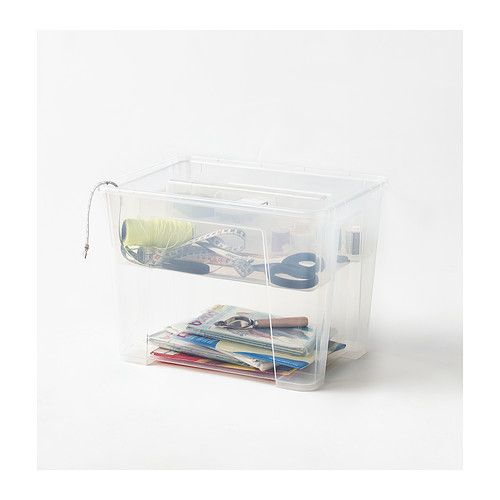 samla insert for box 3 and 6 gallon ikea the insert has 2 compartments for more efficient use of. Black Bedroom Furniture Sets. Home Design Ideas