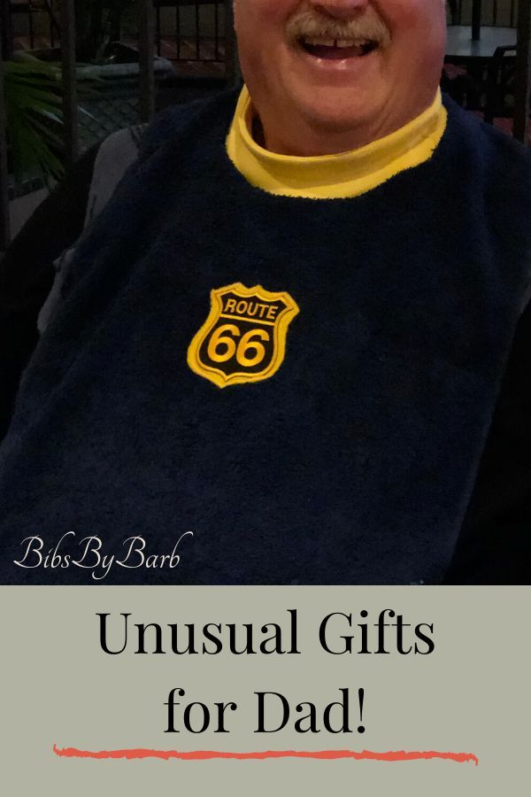 Looking for that unusual Father's Day gift?