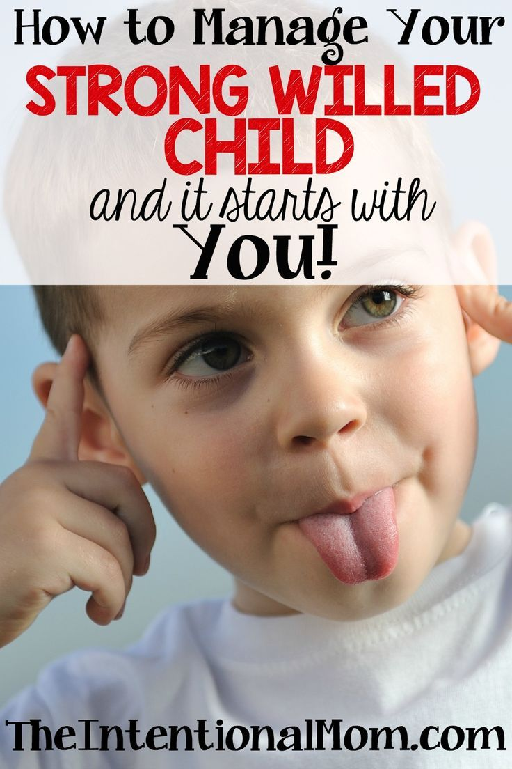 Photo of How to Manage Your Strong Willed Child (and it starts with you!)